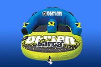 Closeout Towable Inflatable Tubes and Equipment